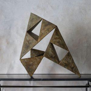 Sculpture 507 Pyramids XI
