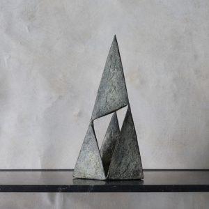 Scultpure 504 Pyramids IX