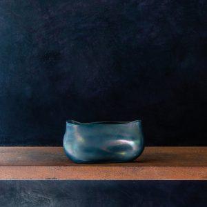Flattened Vase